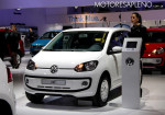 Salon AutoBA 2015 - VW Up White