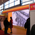Shell V-Power Nitro esta presente junto a Shell Helix Ultra en el Salon del Automovil 2