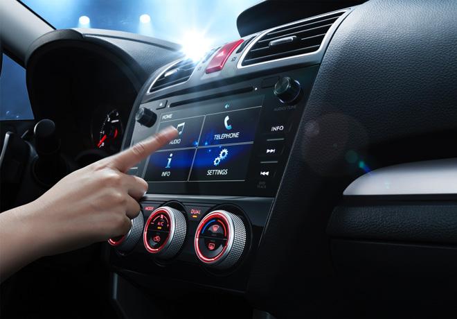 Subaru Forester suma equipamiento 2