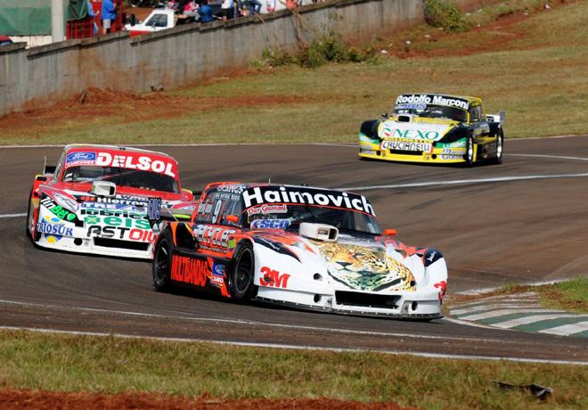 TC - Posadas - Misiones 2015 - Mariano Werner - Juan Pablo Gianini - Omar Martinez - Triplete de Ford