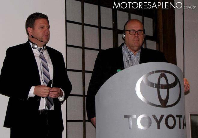 Toyota -  Craig Scott y Jim Pisz