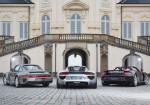 Tres superdeportivos Porsche - 959 - 918 Spyder - Carrera GT 2