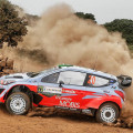 WRC - Italia 2015 - Dia 2 - Hayden Paddon - Hyundai i20