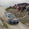 WRC - Italia 2015 - Dia 3 - Sebastien Ogier - VW Polo R