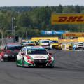 WTCC - Moscu - Rusia 2015 - Carrera 2 - Tiago Monteiro - Honda Civic
