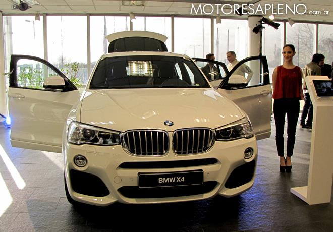 BMW X4 1
