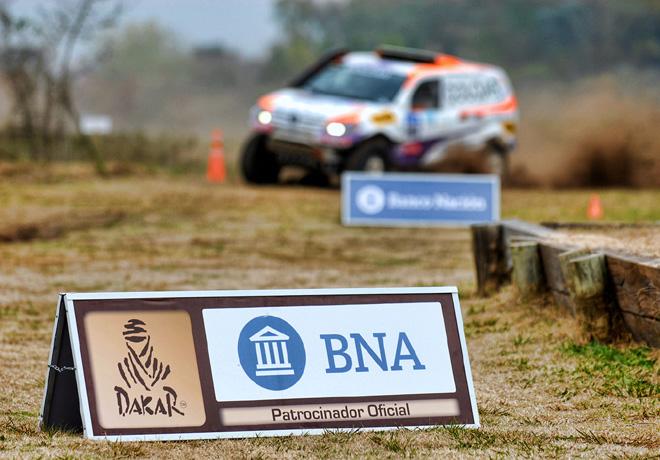 El Banco Nación, nuevo Patrocinador Oficial del Rally Dakar.