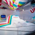 Citroen Colors en el C42 - Un recorrido divertido que ofrece la marca en Paris 2