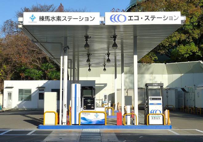 Desarrollo de infraestructura para estaciones de hidrogeno