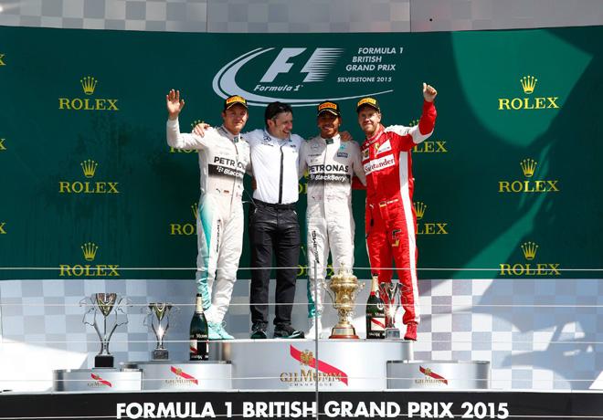 GP de Gran Bretaña de Fórmula 1 – Carrera: Parecía de Williams; pero al final otra vez fue de Mercedes.