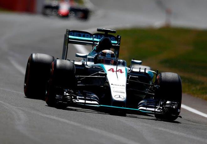 F1 - Gran Bretana 2015 - Clasificacion - Lewis Hamilton - Mercedes GP