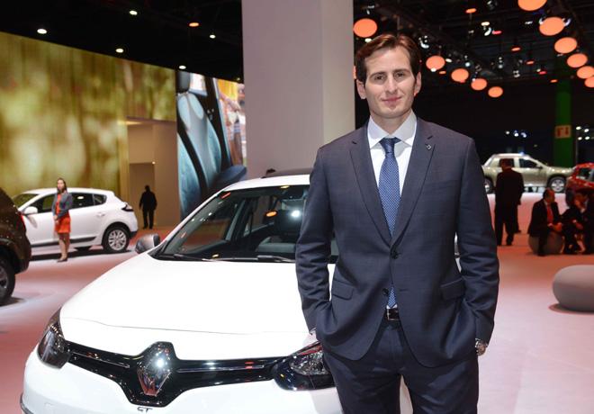 Nuevo Gerente de Marketing de Renault Argentina.