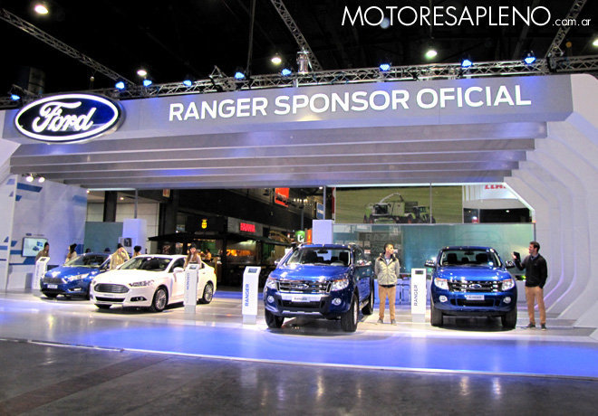 Ford - La Rural 2015 - Stand 1