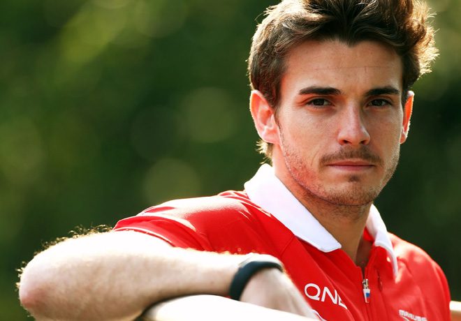 Formula 1 - Jules Bianchi