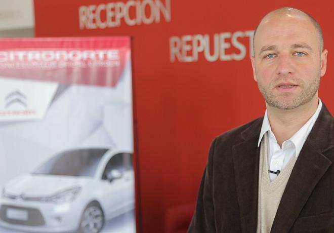 Franklin Bendahan - Director de Posventa de Citroen Argentina