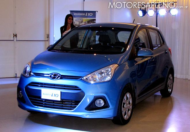 Lanzamiento del Hyundai Grand i10.