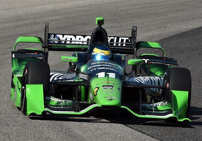 IndyCar - Milwaukee 2015 - Carrera - Sebastien Bourdais