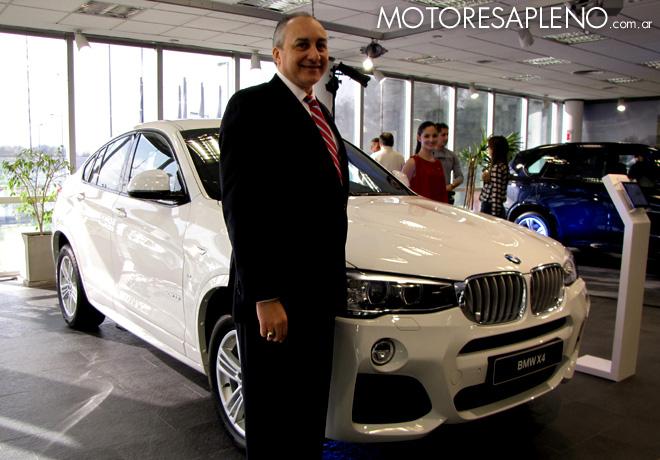 Jose Maria Villalobos - Presidente de BMW Group Argentina