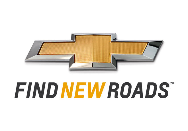 Logo Chevrolet - Find New Eoads