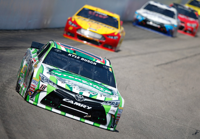 NASCAR - New Hampshire 2015 - Kyle Busch - Toyota Camry