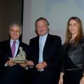 Por segundo ano consecutivo FCA Automobiles obtuvo el Premio Fortuna a la Mejor Empresa Automotriz