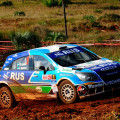 Rally Argentino - Misiones 2015 - Etapa 1 - Marcos Ligato - Chevrolet Agile MR