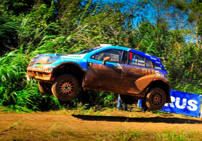 Rally Argentino - Misiones 2015 - Final - Marcos Ligato - Chevrolet Agile MR