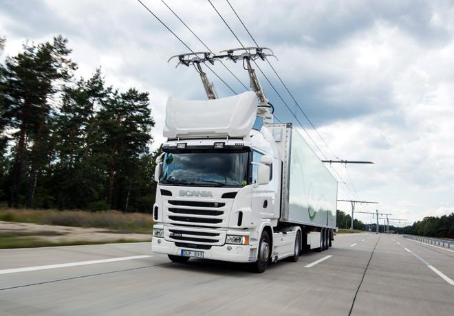 Scania - Pruebas Electricas 1