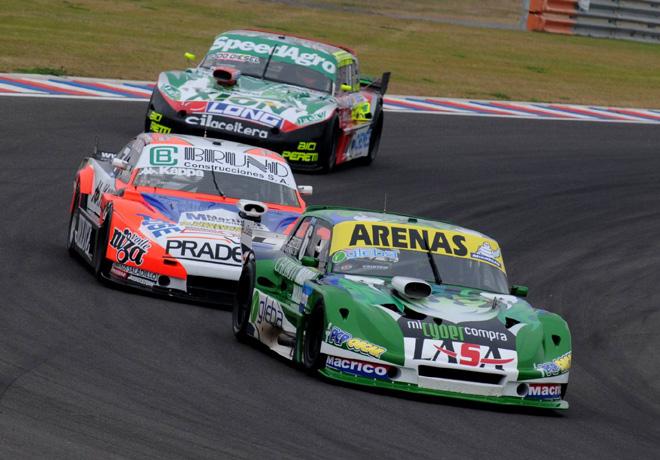 TC Pista - Termas de Rio Hondo 2015 - Carrera 1 - Franco De Benedictis - Ford