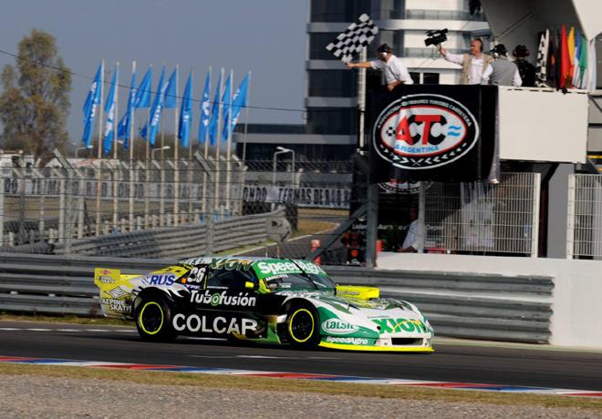 TC - Termas de Rio Hondo 2015 - Carrera 1 - Agustin Canapino - Chevrolet