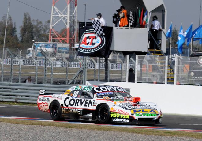 TC - Termas de Rio Hondo 2015 - Carrera 2 - Juan Marcos Angelini - Dodge