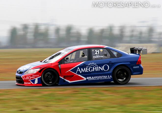 TC2000 - La Plata 2015 - Carrera 1 - Federico Panetta - Ford Focus