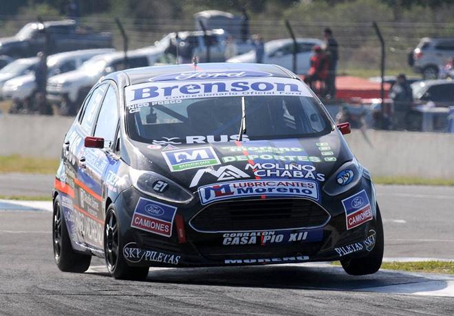 TN - Concordia 2015 - C2 - Nicolas Posco - Ford Fiesta
