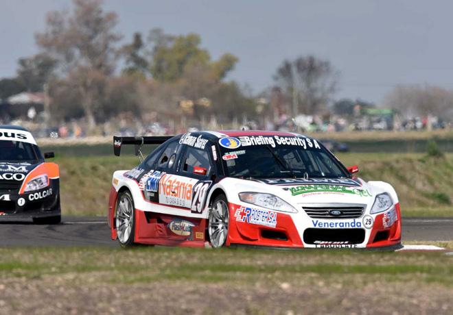 Top Race - Concepcion del Uruguay 2015 - Carrera 2 - Ricardo Risatti - Ford Mondeo