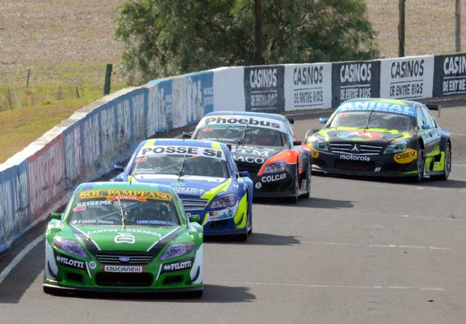 Top Race en Paraná – Carrera: Segunda victoria de De Benedictis en la categoría.