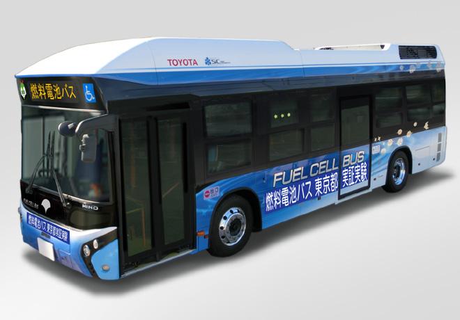 Toyota - Hino - Colectivo emision cero