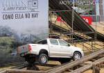 Toyota - La Rural 2015 - pista de 4x4 2