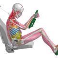 Toyota - Nuevo sistema de dummies para pruebas virtuales de accidentes viales