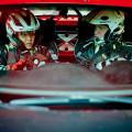 WRC - Akio Toyoda -Presidente de Toyota- y Tommi Makinen
