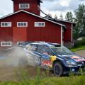 WRC - Finlandia 2015 - Dia 2 - Jari-Matti Latvala - VW Polo R