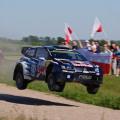 WRC - Polonia 2015 - Dia 2 - Sebastien Ogier - VW Polo R