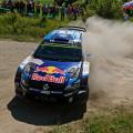 WRC - Polonia 2015 - Dia 3 - Sebastien Ogier - VW Polo R