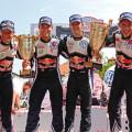 WRC - Polonia 2015 - Final - 1-2 de Volkswagen en el Podio