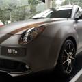Alfa Romeo MiTo Quadrifoglio Grigio Racer Edicion Limitada 3
