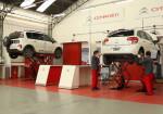 Citroen Racing - La velocidad de boxes en el service de tu auto 1