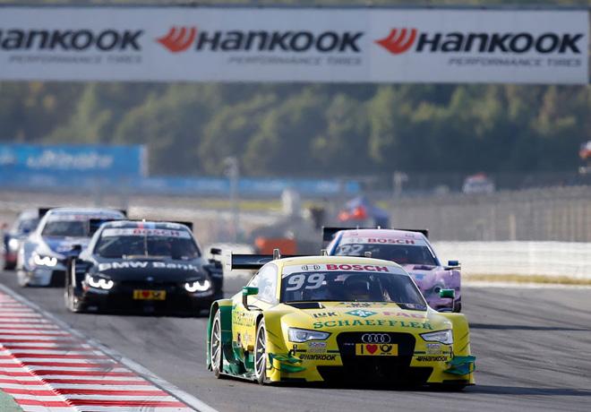 DTM - Moscu 2015 - Carrera 2 - Mike Rockenfeller - Audi