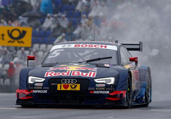 DTM - Spielberg 2015 - Carrera 2 - Mattias Ekstrom - Audi