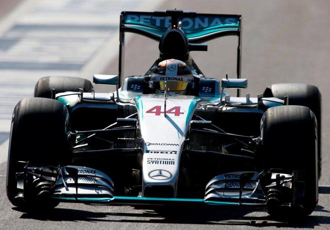 F1 - Belgica 2015 - Carrera - Lewis Hamilton - Mercedes GP