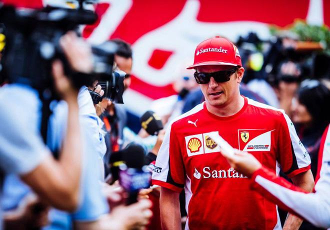 F1 - Kimi Raikkonen - Ferrari