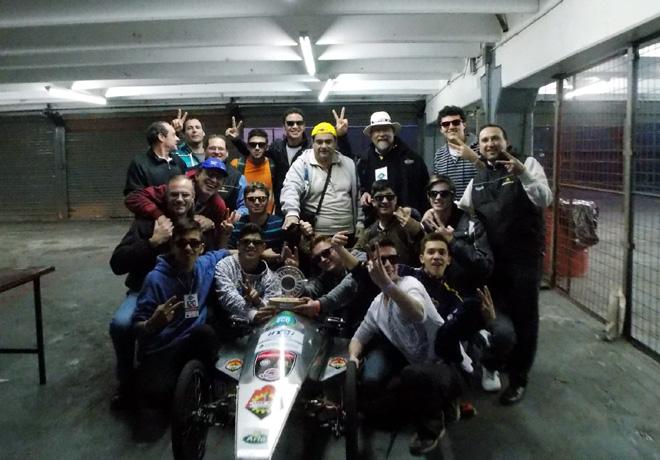 Fiat presente en el Desafio Eco 2015 en el Autodromo Oscar y Juan Galvez 1